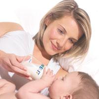 Если малышу не хватает молока