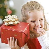 Подарки детям новый год