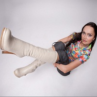 Мода на сапоги и ботфорты