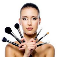Выбор кисти для макияжа