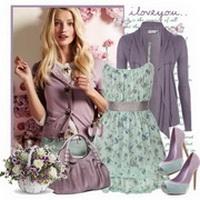 Как носить вещи с цветочным принтом
