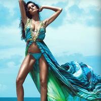 Модные пляжные платья 2013