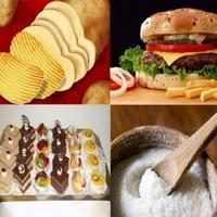 Самые вредные продукты для здоровья и фигуры