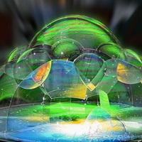 Каким должно быть шоу мыльных пузырей на праздник