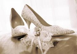 Основные правила выбора свадебной обуви