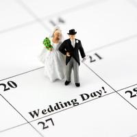 Благоприятные дни для свадьбы в 2013