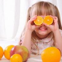Полезные сладости для детей