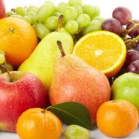 Польза фруктов по цвету