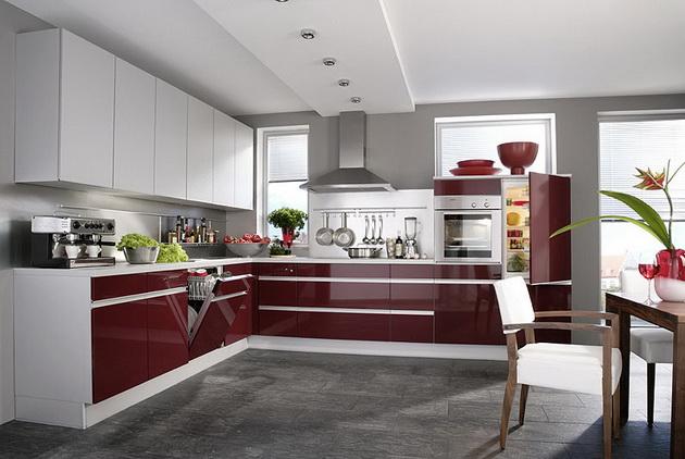 Особенности кухонного интерьера в данном стиле