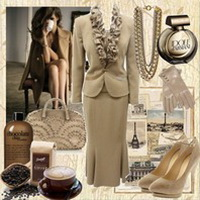 Основные составляющие гардероба деловой женщины