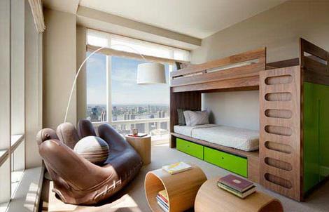Какую мебель выбрать в детскую комнату