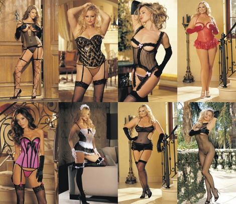 эротические наряды: