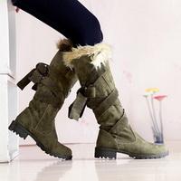 Самые модные зимние сапоги 2013-2014