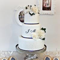 Варианты свадебных тортов