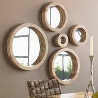 Как правильно использовать зеркала в интерьере