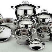 Нержавеющая посуда, все о ней