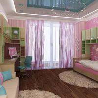 Какой должна быть комната для девочки