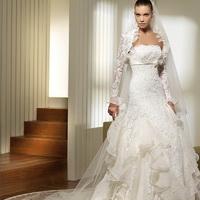Венчание - выбираем платье